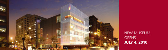 Artists rendering of the new National Museum of American Jewish History
