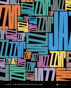 Poster art designed by Fritz Klaetke, art director for JAZZ: The Smithsonian Anthology.