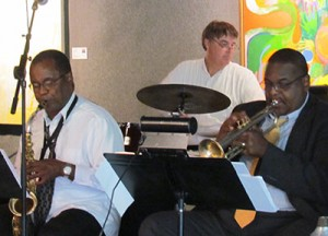 Members of the Smithsonian Jazz Masterworks Orchestra. Photo courtesy MOAS.