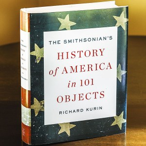Undersecretary Richard Kurin tours Affiliates with his new book.