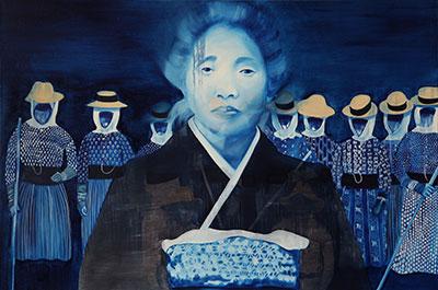 "Laura Kina, ""Issei,"" 2011."