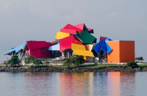 The BioMuseo, designed by Frank Gehry, is ready to open in Panama.