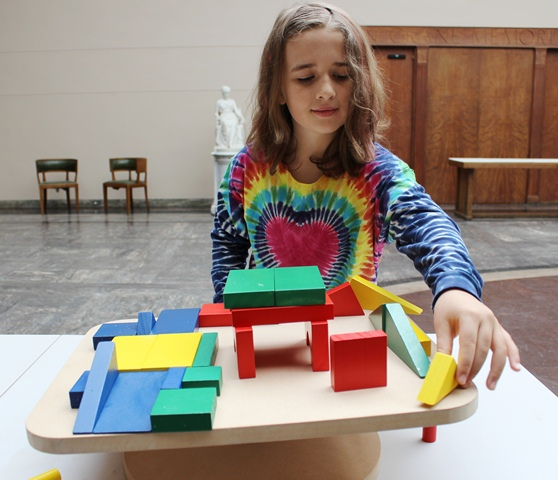 Spark!Lab will provide a space for young people in the Museum's community to think like inventors.