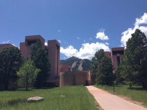 UCAR in Boulder, Colorado.