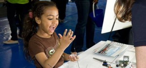 "Young visitors to the Anchorage Museum will soon experience the ""ah ha!"" moments of Spark!Lab."