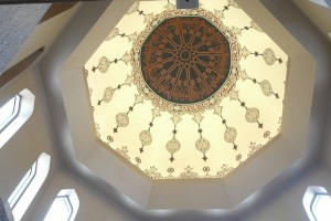 Dome at the Arab American National Museum. Courtesy of AANM.