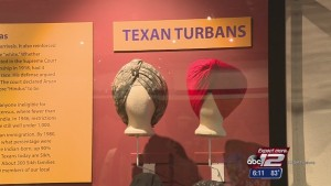 Institute of Texan Cultures presents Sikh religion exhibit