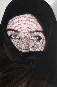 Shirin Neshat, I Am Its Secret (Women of Allah), 1993. Photo: Plauto. © Shirin Neshat. Courtesy Gladstone Gallery, New York and Brussels
