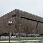 National Museum of African American History and Culture building