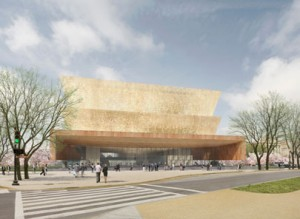 National Museum of African American History and Culture Courtesy of Freelon Adjaye Bond/Smithgroup