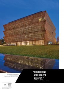 The Smithsonian's National Museum of African American History and Culture will open in Washington on September 24.