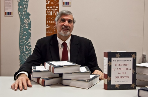 Richard Kurin and his book
