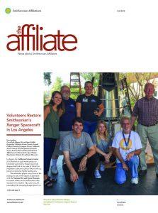 Fall 2015 Affiliate newsletter