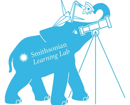Learning lab elephant logo