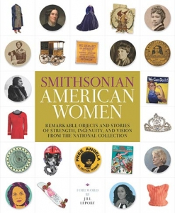 Smithsonian American Women book cover