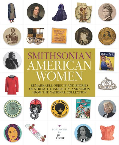 Smithsonian American Women book cover