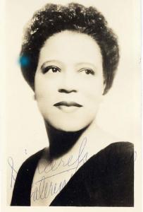 Black and white headshot of Katherine Yarborough