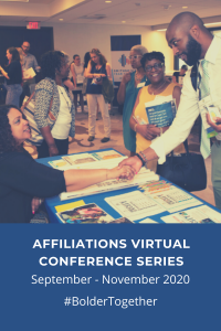 2020 Smithsonian Affiliations Virtual Conference Series logo