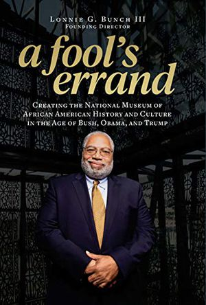 Book cover for A Fool's Errand