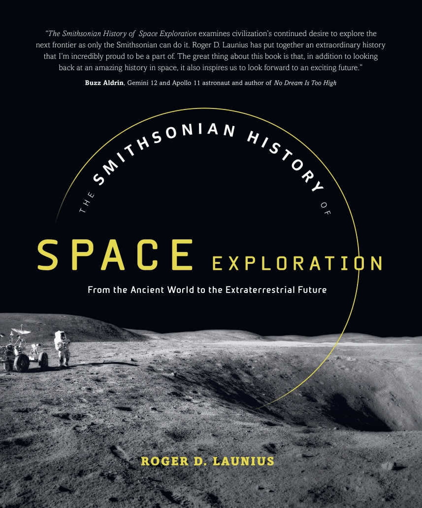 book cover for space exploration