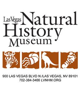Las Vegas Natural History Museum logo