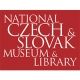 National Czech and Slovak Museum and Library Logo