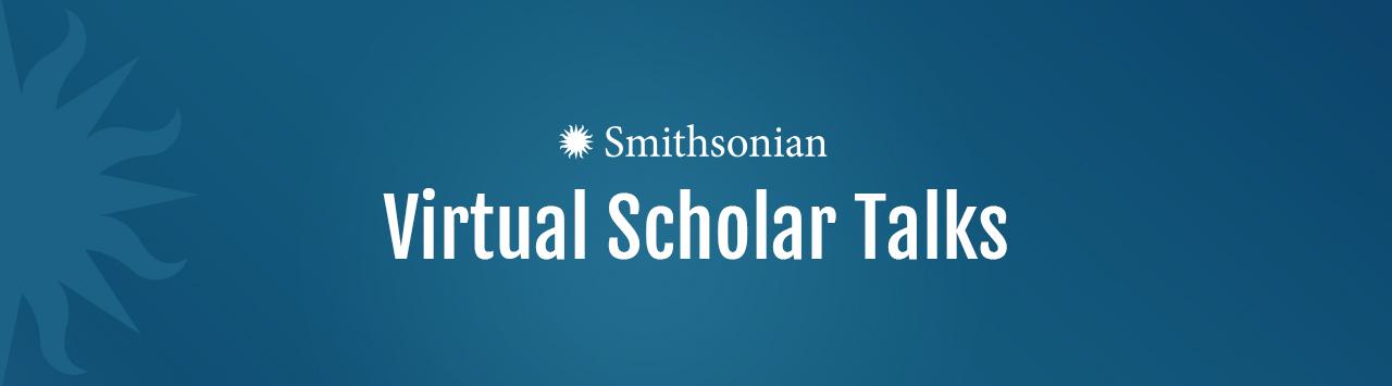 Virtual Scholar Talk banner
