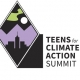 Logo for Teens for Climate Action Summit