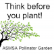 Logo for Think Before You Plant