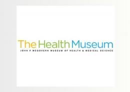 The Health Museum logo