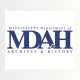 Mississippi Department of Archives and History logo