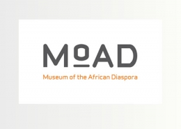 Museum of the African Diaspora logo