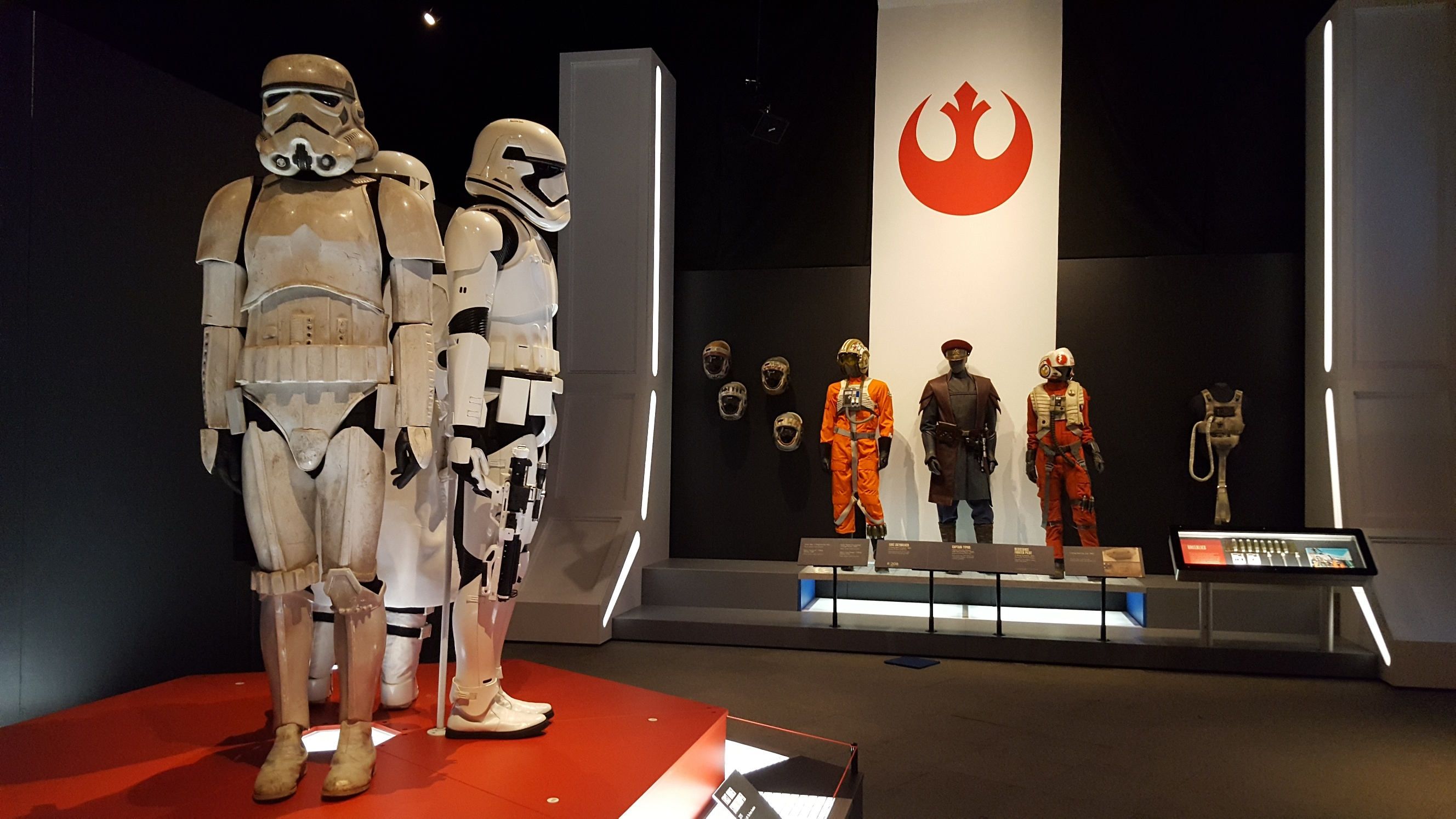 Star Wars™ and the Power of Costume exhibition image