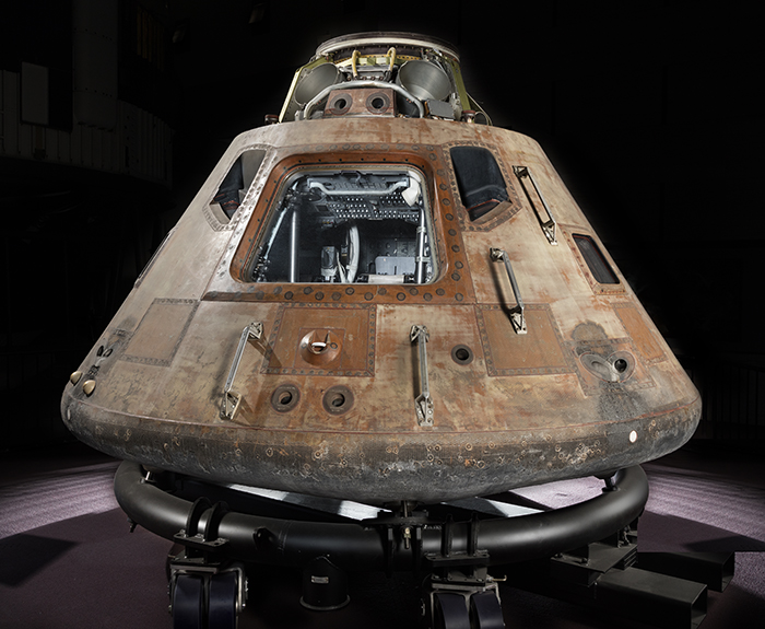 Destination Moon - The Apollo 11 Mission exhibition image