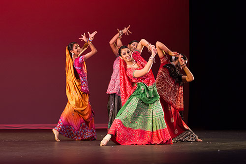 Beyond Bollywood: Indian Americans Shape the Nation exhibition image