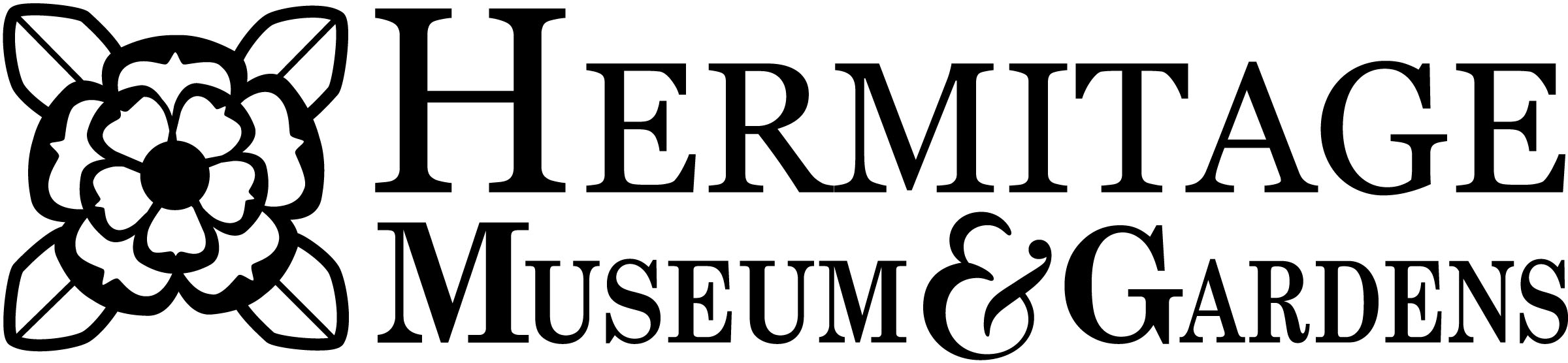 Hermitage Museum and Gardens logo