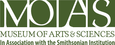 The Museum of Arts and Sciences logo