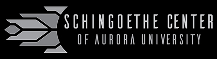 Schingoethe Center of Aurora University logo