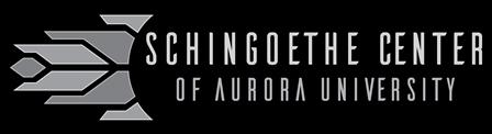 Schingoethe Center of Aurora University logo