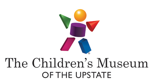 The Children's Museum of the Upstate logo