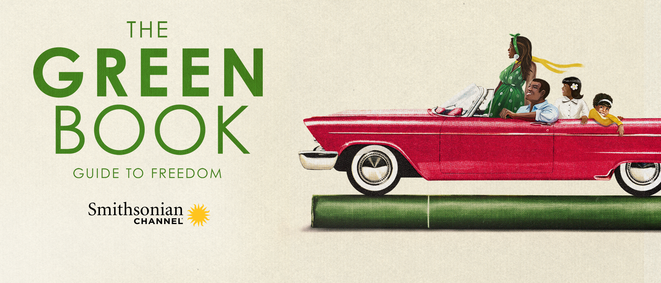 The Green Book: Guide to Freedom exhibition image