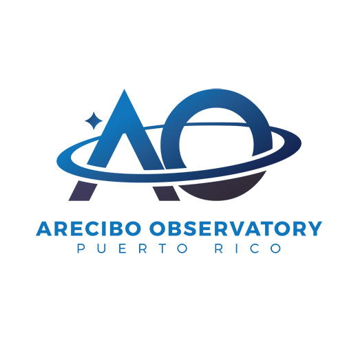Angel Ramos Foundation Science and Visitor Center/Arecibo Observatory logo