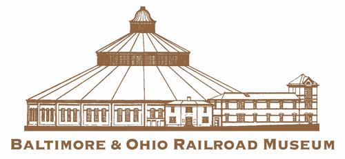 Baltimore & Ohio Railroad Museum logo