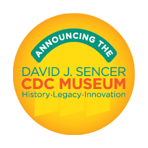 David J. Sencer CDC Museum logo