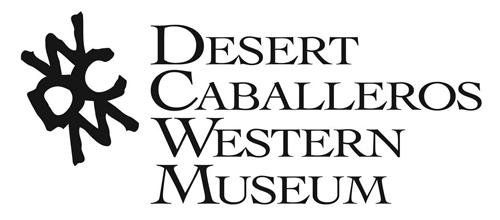 Desert Caballeros Western Museum  logo