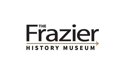 The Frazier History Museum logo