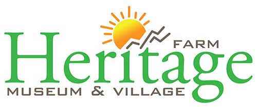 Heritage Farm Museum and Village logo
