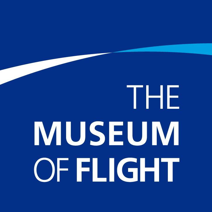 The Museum of Flight logo
