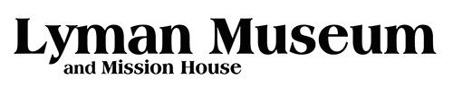 Lyman Museum and Mission House logo