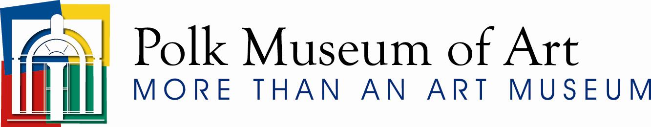 Polk Museum of Art at Florida Southern College logo